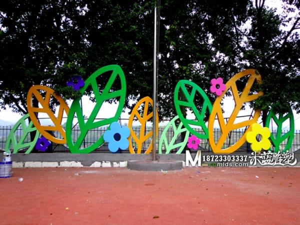 重庆校园学校玻璃钢浮雕文化墙