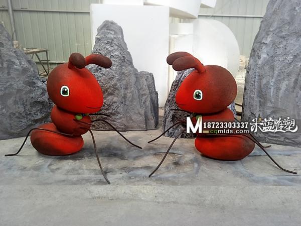 重庆泡沫道具蚂蚁