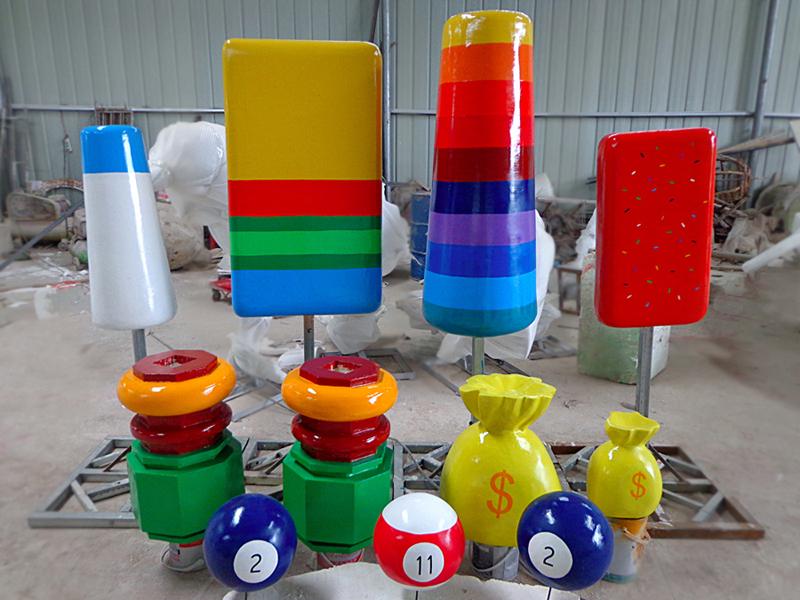 重庆泡沫雕塑制作厂家