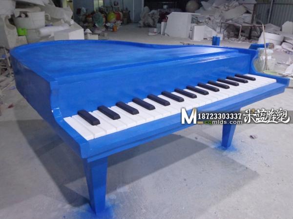重庆雕塑泡沫雕塑钢琴