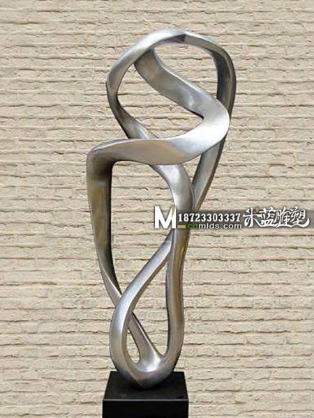 重庆金属雕塑不锈钢抽象雕塑