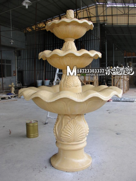 重庆雕塑喷泉石雕
