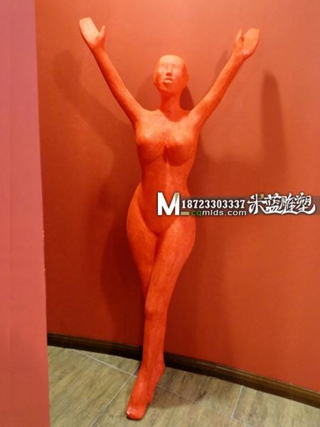 重庆泡沫雕塑人物